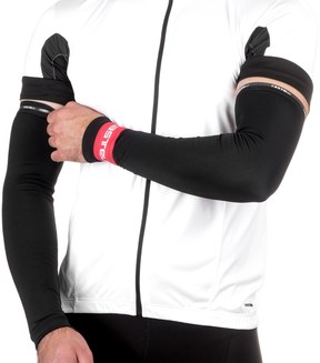 Castelli Thermoflex Cycling Arm Warmers (For Men)
