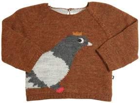 Oeuf Pigeon Baby Alpaca Tricot Sweater