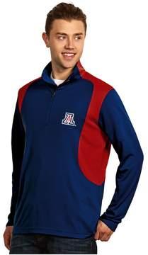 Antigua Men's Arizona Wildcats Delta 1/4-Zip Pullover