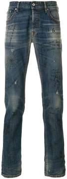 Just Cavalli printed style jaeans