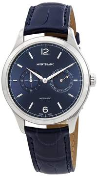 Montblanc Heritage Automatic Blue Dial Men's Watch
