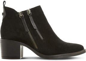 Dune Pikton double-zip ankle boots