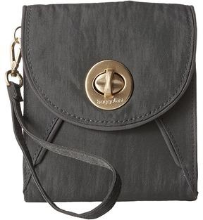 Baggallini - Gold Athens RFID Crossbody Wallet Cross Body Handbags