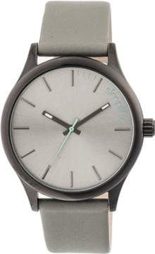 Simplify The 2400 Leather-band Watch.