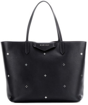 Givenchy Antigona Small embellished leather shopper