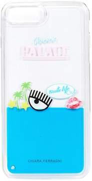 Chiara Ferragni Chiara's Palace Iphone 8 Cover