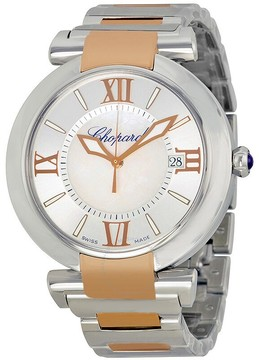Chopard Imperiale Mother of Pearl Dial Automatic Ladies Watch