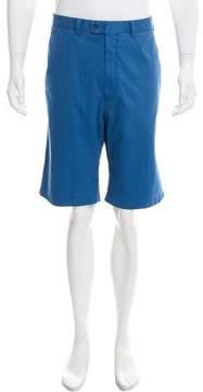Hiltl Flat Front Chino Shorts