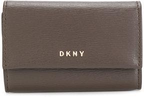 DKNY foldover logo purse