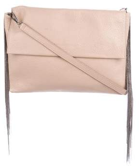 Brunello Cucinelli Monili Fringe Saddle Bag