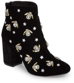 Kenneth Cole New York Caylee 2 Bee Embellished Bootie