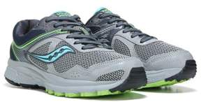 Saucony Women's Cohesion TR 10 Wide Plush Trail Running Shoe