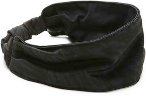 Women's Freestyle Leopard Headband -Black