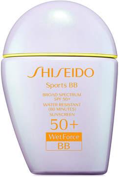 Shiseido Sports Bb Broad Spectrum Spf 50+ Water Resistant Sunscreen