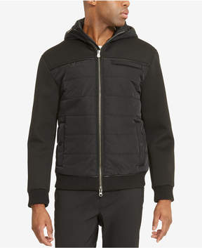 Kenneth Cole Reaction Men's Hooded Puffer Jacket