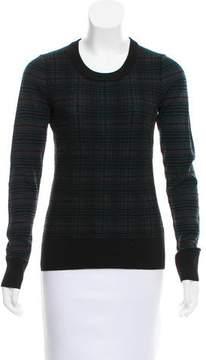 Edun Patterned Wool Sweater