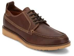 Lucky Brand Mens Stocker Rugged Oxford Shoe.