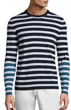Michael Kors Striped Wool Tee