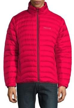 Marmot Tonal Logo Puffer Jacket