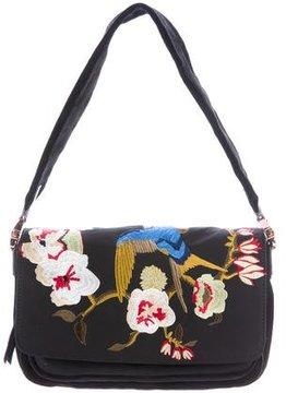 Elizabeth and James Cynnie Embroidered Shoulder Bag