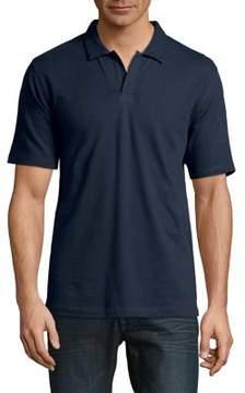 Selected Short-Sleeve Cotton Polo