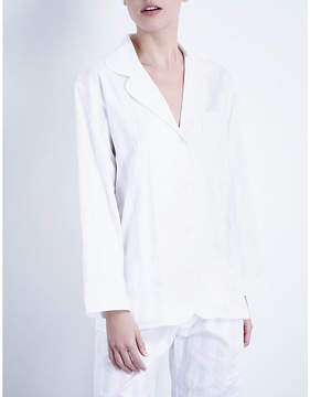 Bodas Cotton pyjama shirt