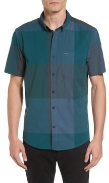 Hurley Men's Thompson Print Woven Shirt