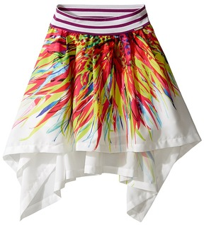 Junior Gaultier Skirt with Flowers (Toddler/Little Kids)