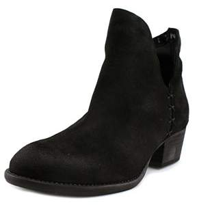 Coolway Genius Women Round Toe Leather Bootie.