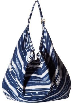 La Blanca Designer Jeans Canvas Sling Bag
