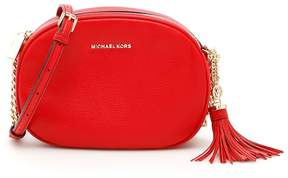 MICHAEL Michael Kors Medium Ginny Bag - BRIGHT RED|ROSSO - STYLE