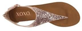XOXO Women's Garnet Ankle-high Synthetic Sandal.