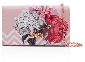Ted Baker Sophh Palace Gardens Bow Evening Bag