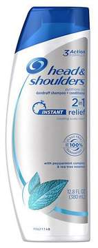 Head & Shoulders Instant Relief 2in1 Dandruff Shampoo + Conditioner