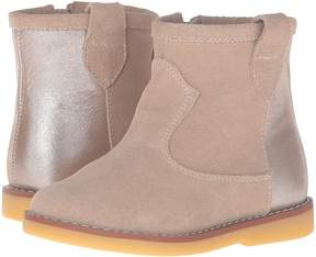 Elephantito Color Block Bootie Girls Shoes