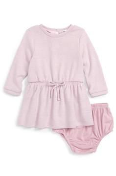 Splendid Knit Sweater Dress & Bloomer Set (Baby Girls)