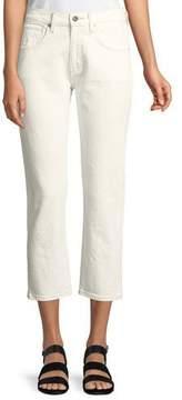 Levi's Straight-Leg Crop Jeans