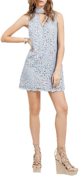Blu Pepper Haltered Lace Dress