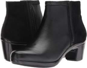 Aravon Lexee Binded Bootie Women's Boots