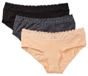 Felina Bikini Brief Underwear - Pack of 3