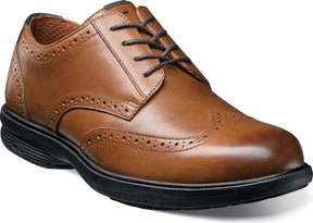 Nunn Bush Maclin St. Wing Tip Oxford (Men's)