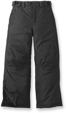 L.L. Bean L.L.Bean Boys' Glacier Summit Waterproof Pants