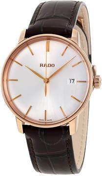 Rado Coupole Classic Silver Dial Men's Watch