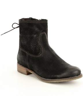 Josef Seibel Sienna 01 Back Lace Up Booties