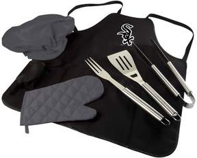 Picnic Time Chicago White Sox BBQ Apron, Utensil & Tote Set
