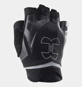 Under Armour Men's UA Flux Half-Finger Training Gloves