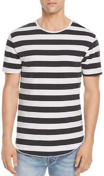 Kinetix Kinetic Striped Crewneck Tee