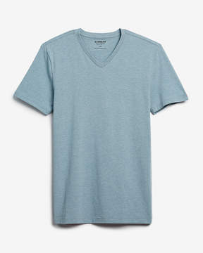 Express Flex Stretch V-Neck Tee