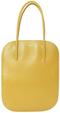 Nina Ricci Yellow Leather Handbag