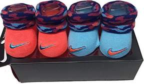 Nike Infant Boy's 2-Pair Booties, 0-6 Months